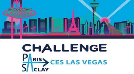 Challenge Paris Saclay CES Las Vegas