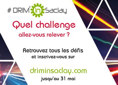 DRIM'in Saclay 2017