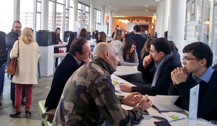 Paris Saclay Invest 2016