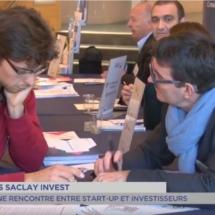 Paris-Saclay-Invest : Financement de startups !