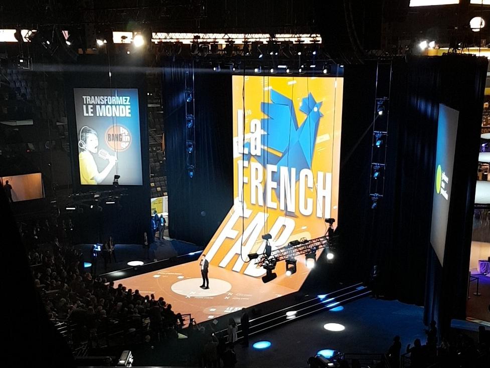 BIG 3 - La French Tech et la French Fab à l'honneur