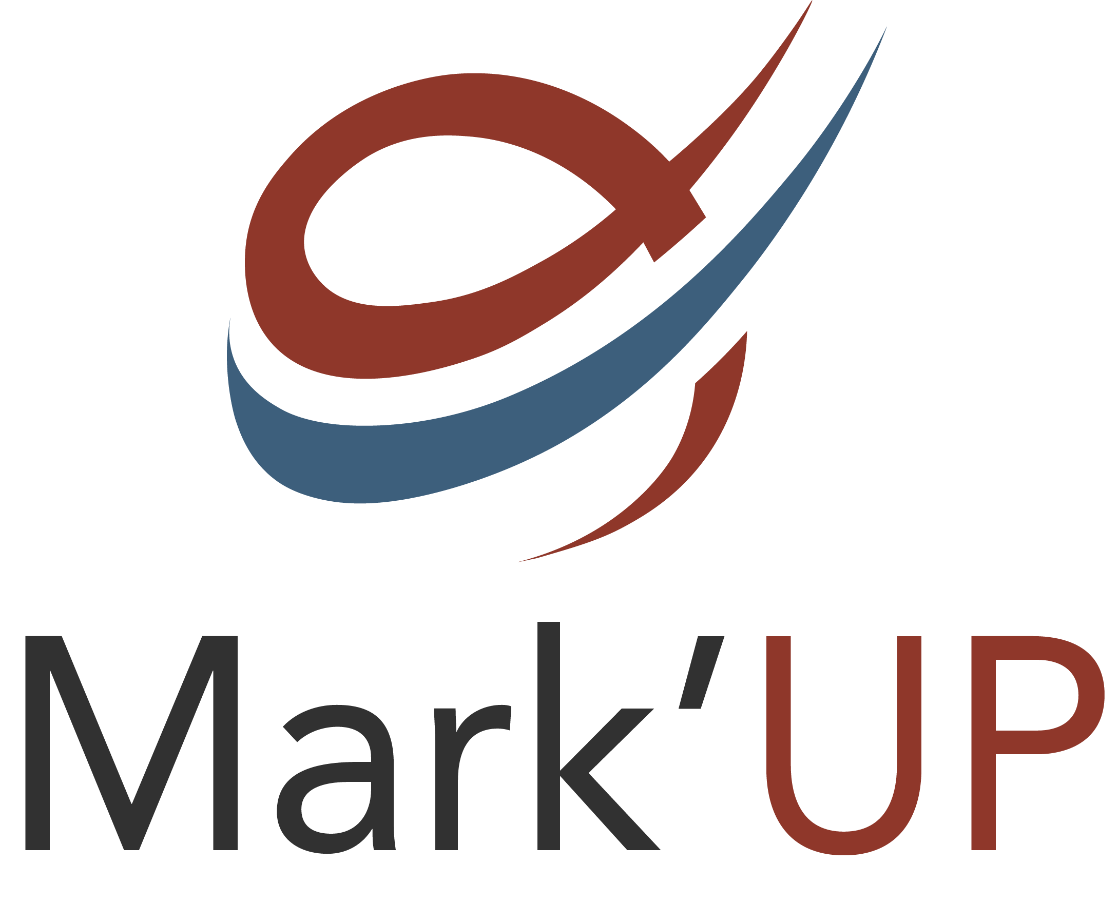 Logo Mark'UP