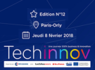 Techinnov 2018, participez à une journée business dédiée à l'innovation