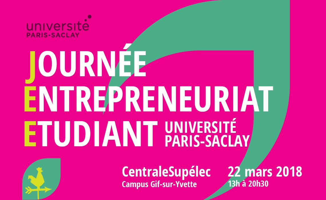 Journée Entrepreneuriat Etudiant 2018