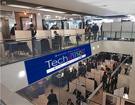 Techinnov 2018, une 12e édition placée sous le signe de l'innovation