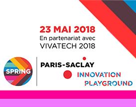 PARIS-SACLAY SPRING : Présentez votre offre lors des Villages Innovation !