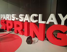 PARIS-SACLAY SPRING 2018 : l'innovation à la française à l'honneur !