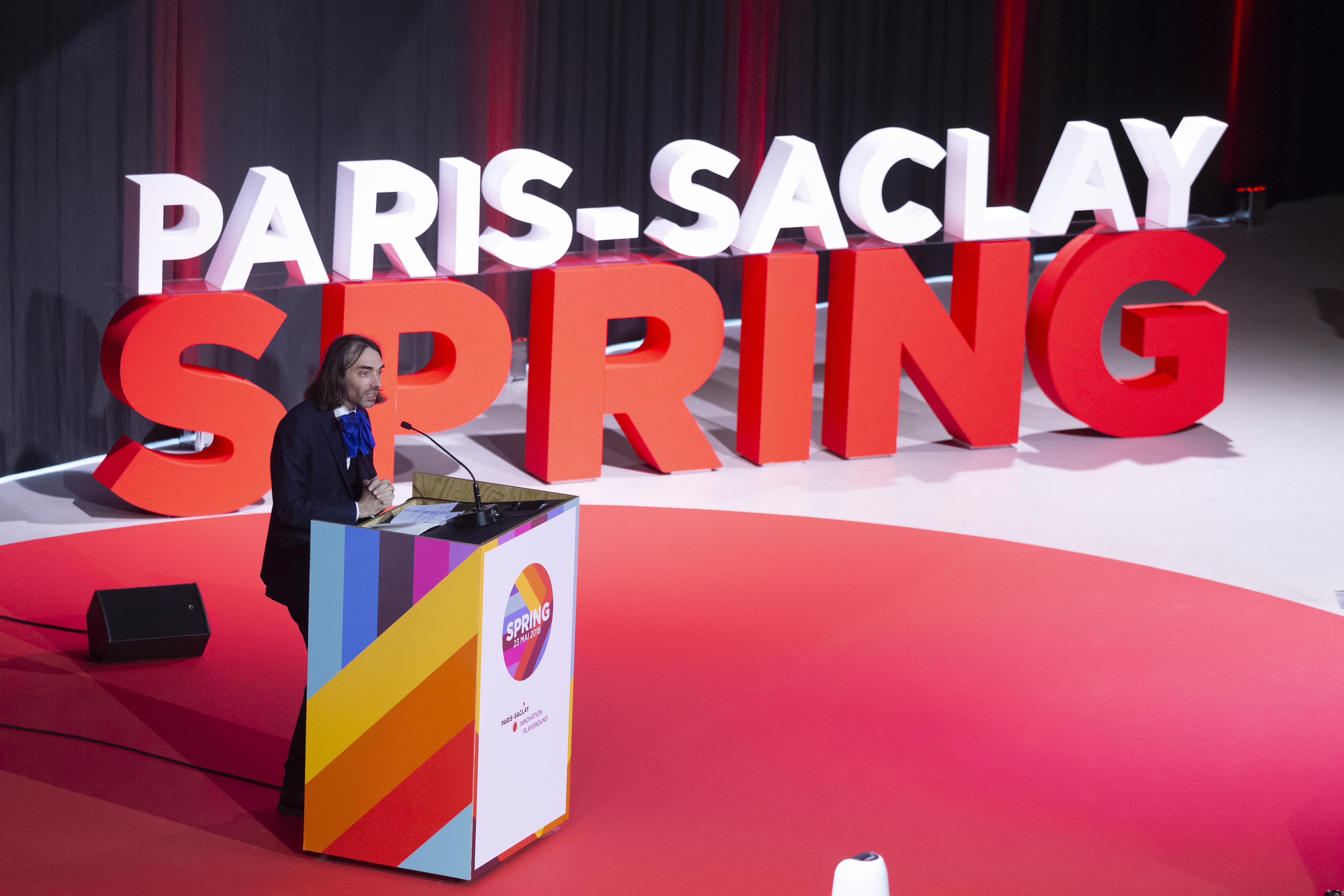 Portez-vous candidat à Paris-Saclay SPRING !