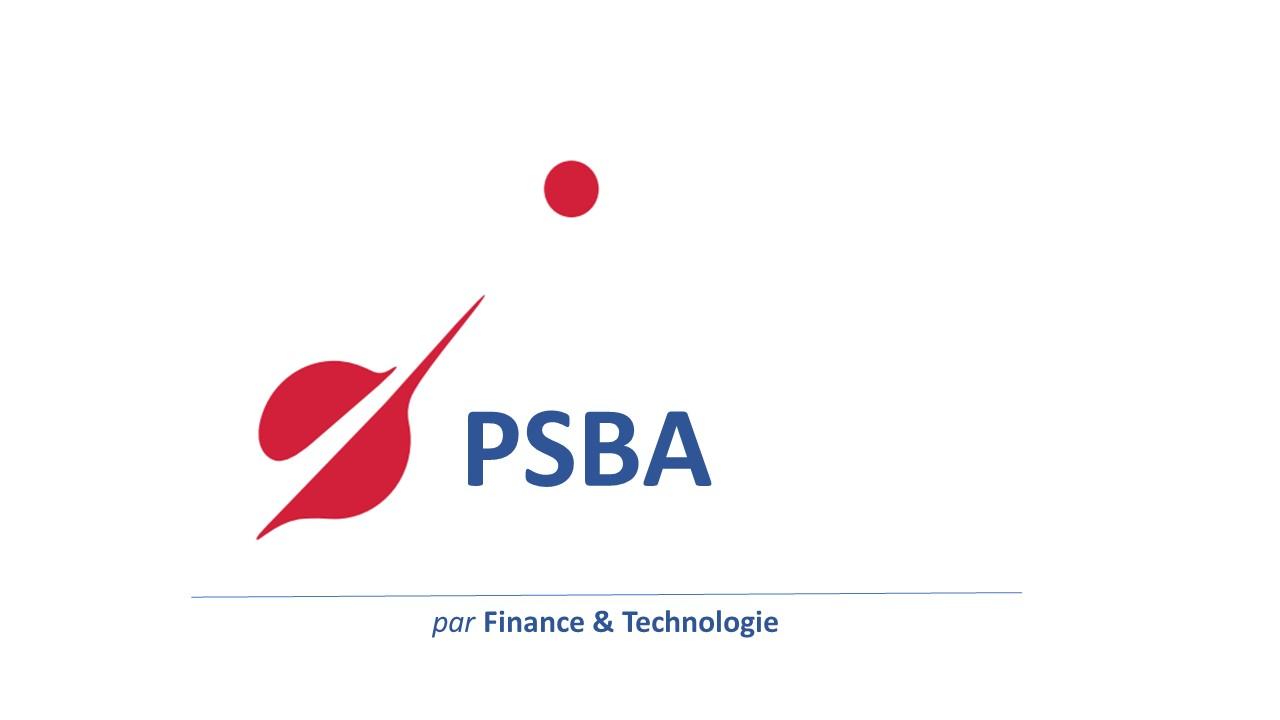 PSBA par Finance & Technologie